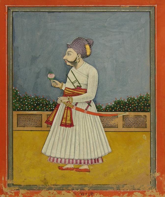 Maharao Shri Ghodji I Sahib