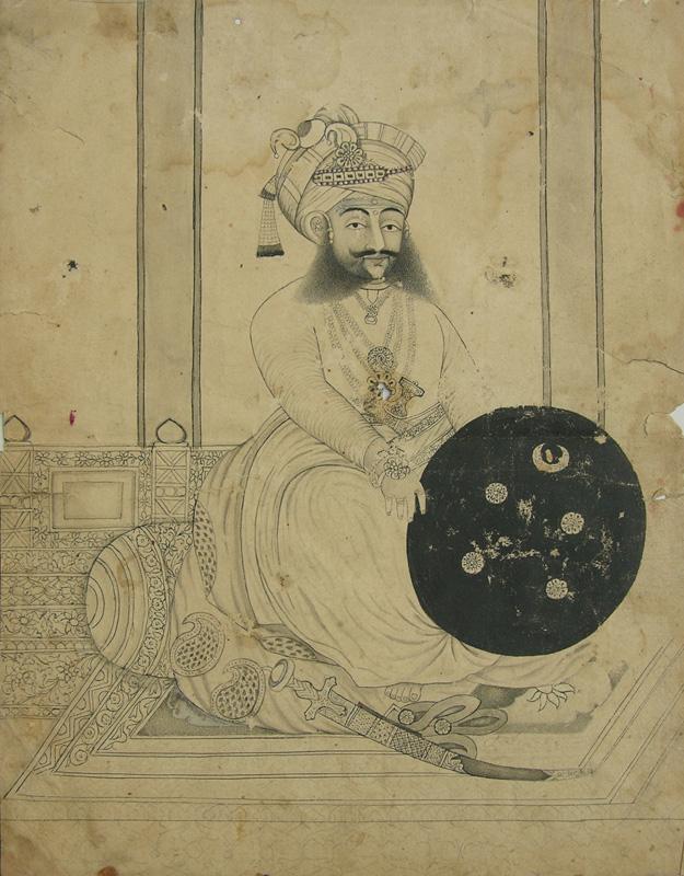 Maharao Shri Daishalji II