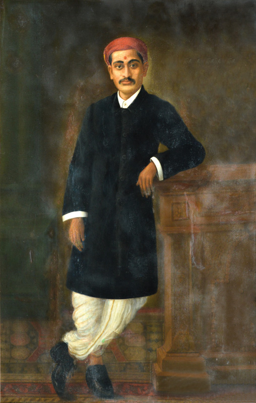 A wealthy merchant from Ahmedabad
