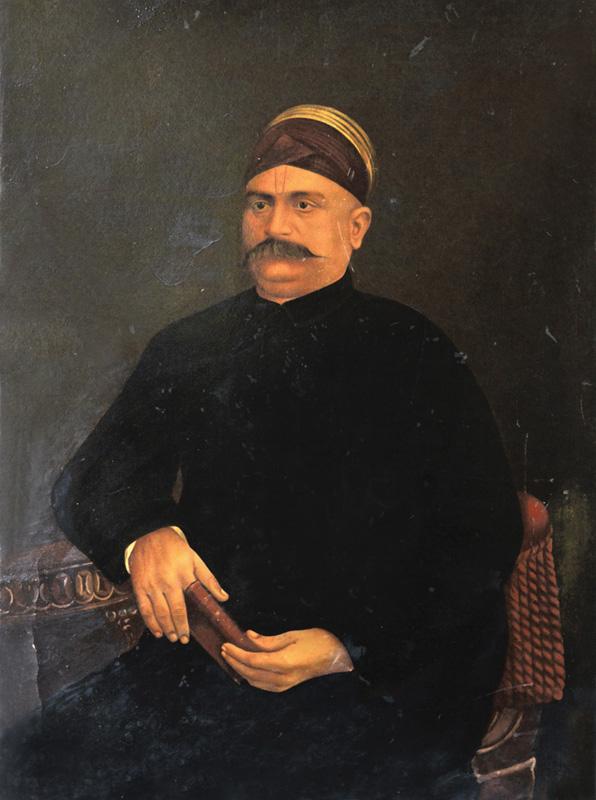 Sheth Damodar Master