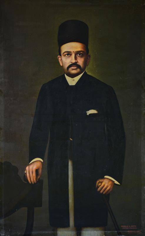 Sheth Laldas Maganlal J. P.