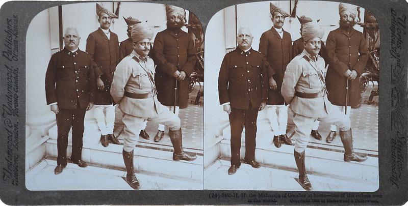 Madho Rao Scindia