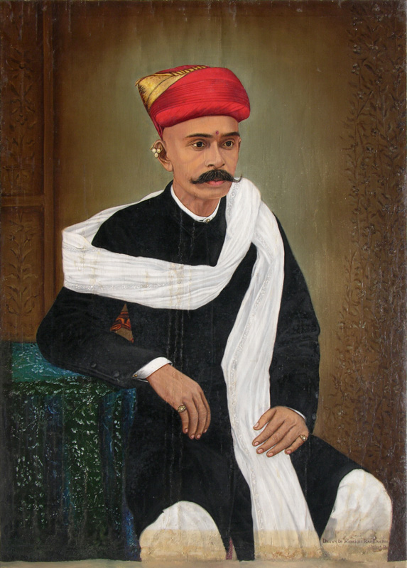 Sheth Vrajbhukhandas, a wealthy merchant from Surat