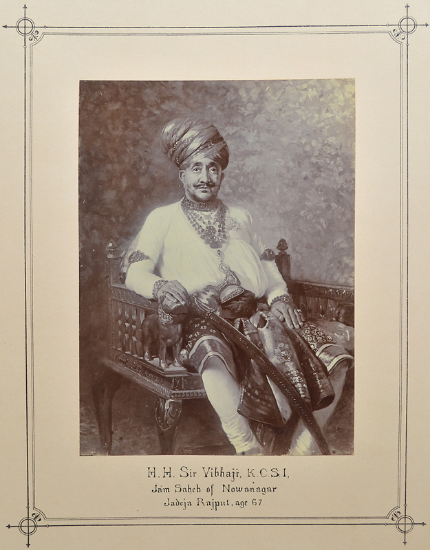 H. H. Sir Vibhaji