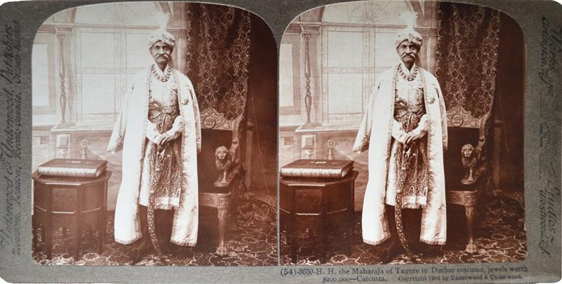 Maharaja Jotindra Mohan Tagore