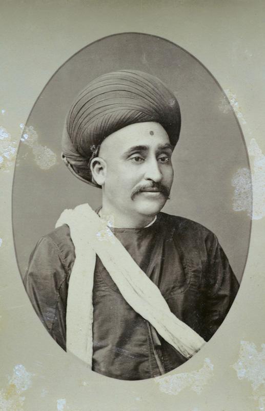 Diwan Manibhai Jashbhai Desai
