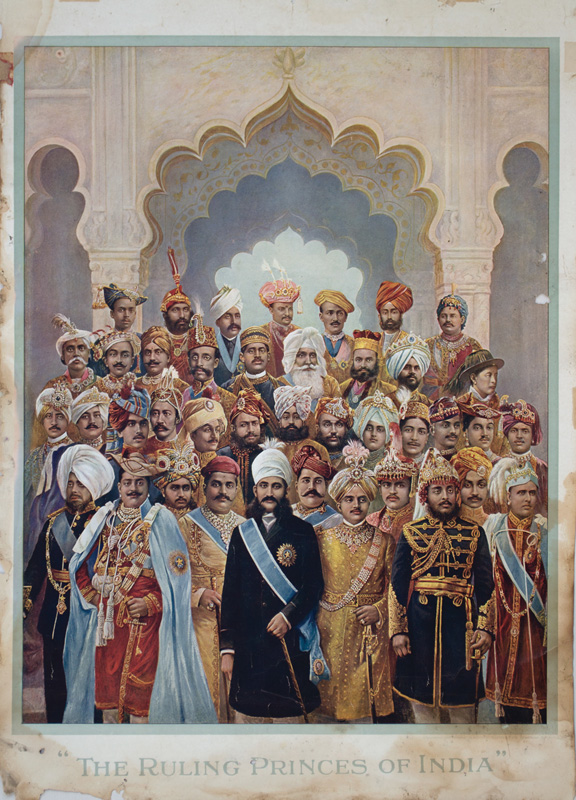 Ruling Princes of India