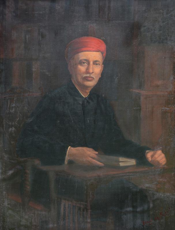 Keshavlal Harshadrai Dhruv