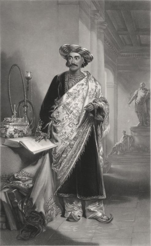 Baboo Dwarkanath Tagore
