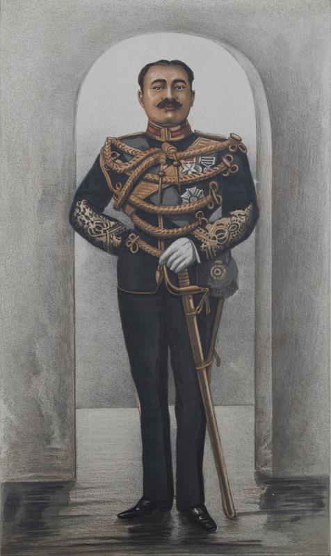 H. H. Sir Nipendra Narayan Bhup