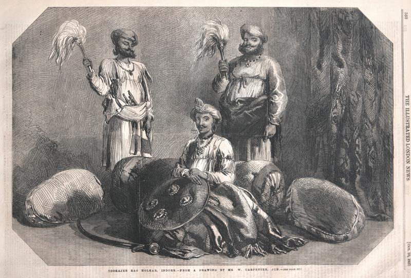 Maharaja Takoji Rao Holkar II
