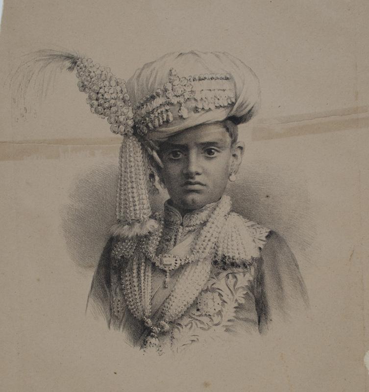 Chamrajendra Wadiar, Maharaja of Mysore