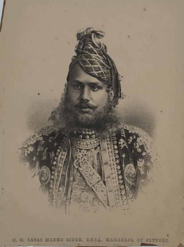 Savai Madho Singh, Maharaja of Jaipur