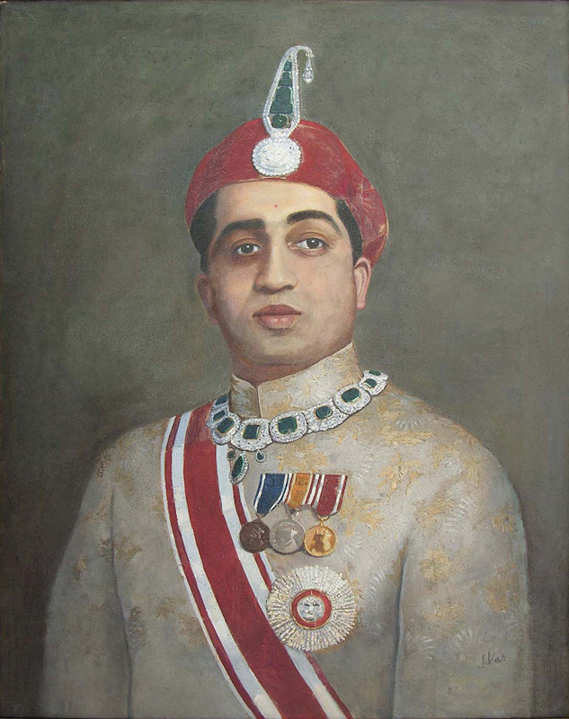 Sir Pratapsinh Rao Gaekwad