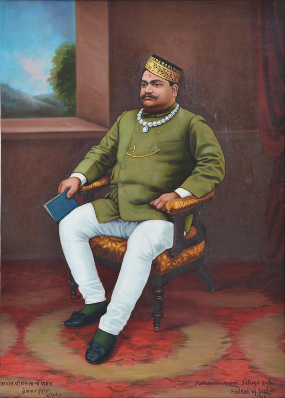 Shrimant Tataya Saheb Holkar I