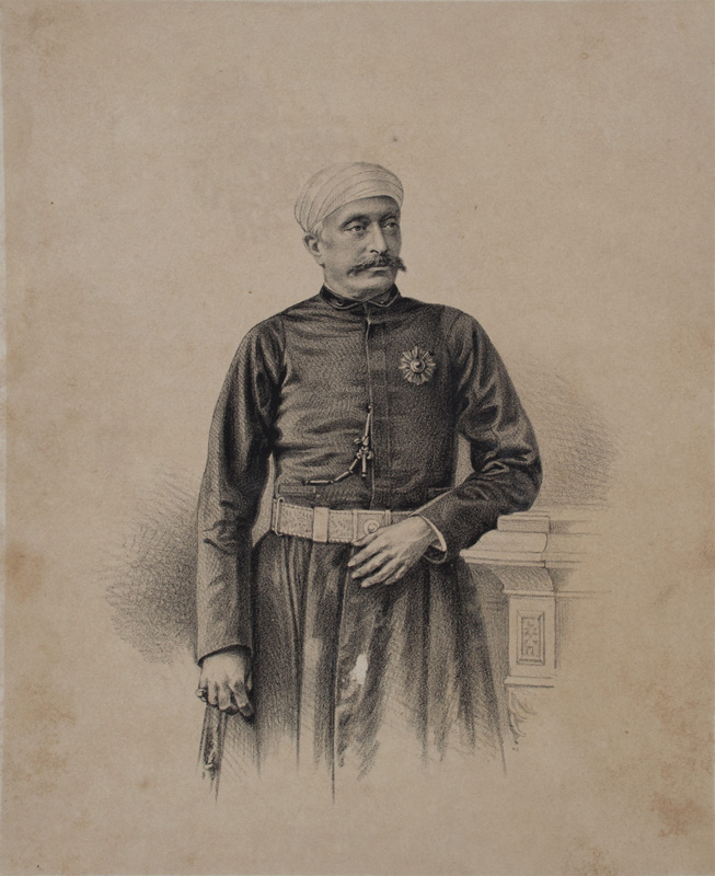 Sir Salar Jang Bahadur, Diwan of Hyderabad