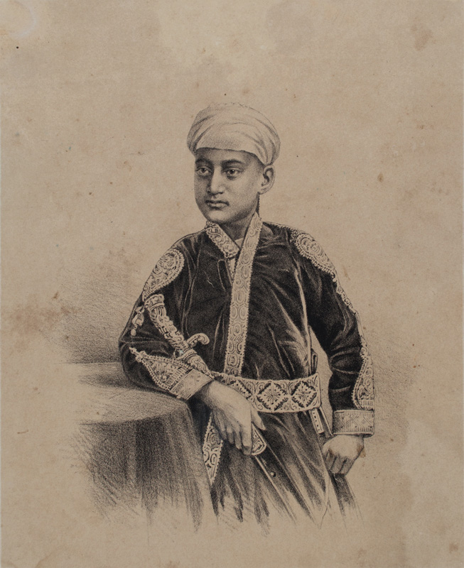 Mir Mahbub Ali Khan Bahadur, The Nizam of Deccan