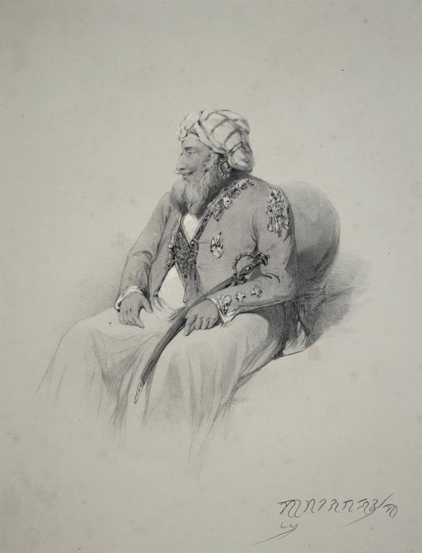 Maharaja Gulab Singh
