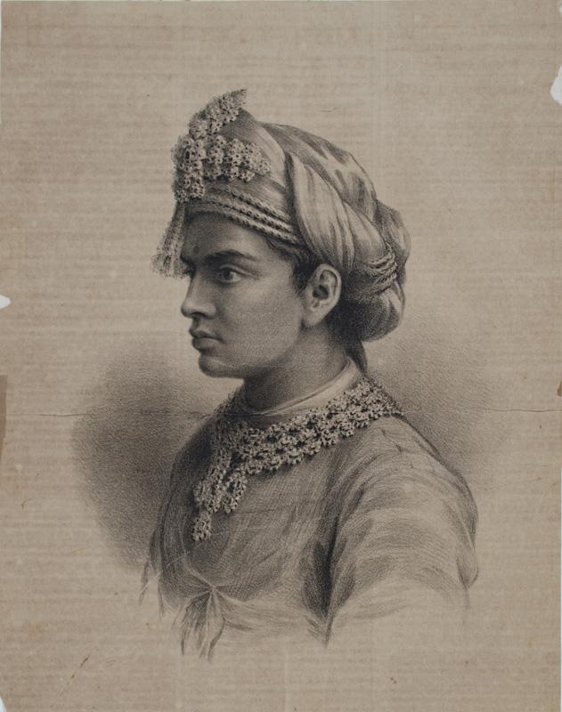 Sayajirao, Gaekwad, Maharaja of Baroda
