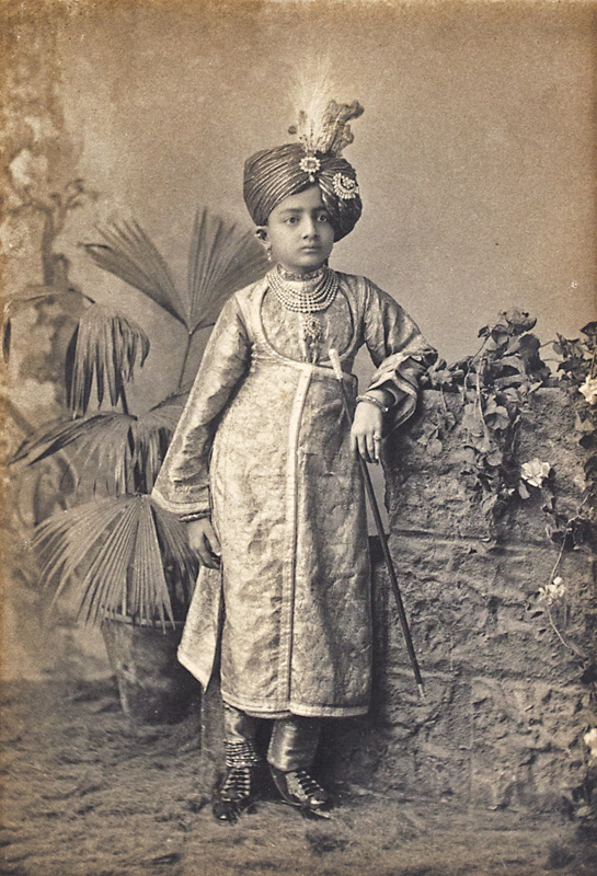 Young Prince from Bansda