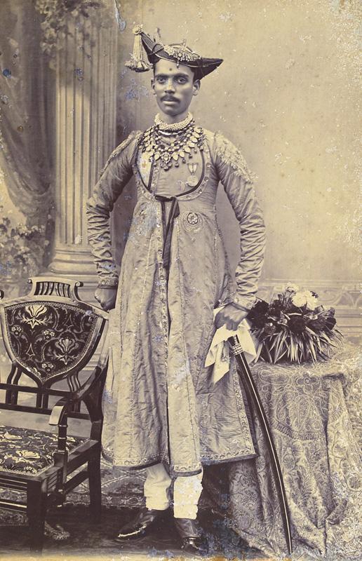 H. H. Udaji Rao Puar
