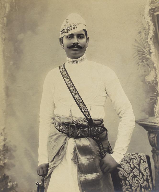 Maharaja Umedsinhji