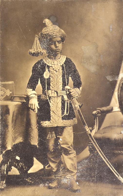 Sir Sayajirao Gaekwad III