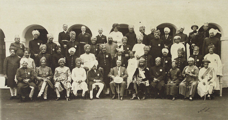 The Ruling Princes and Chiefs, November 1919