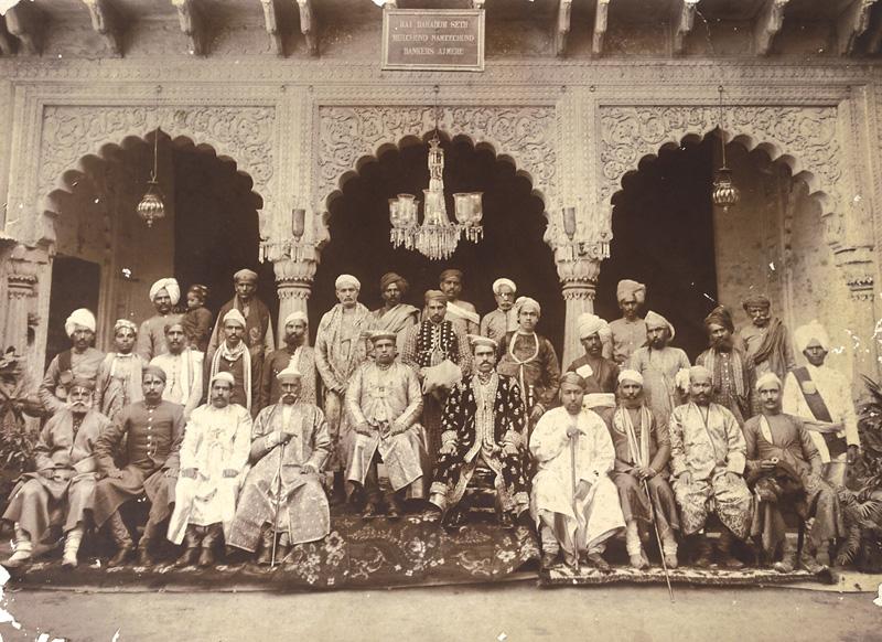 Rao Bahadur Sheth Tikamchand and Namichand