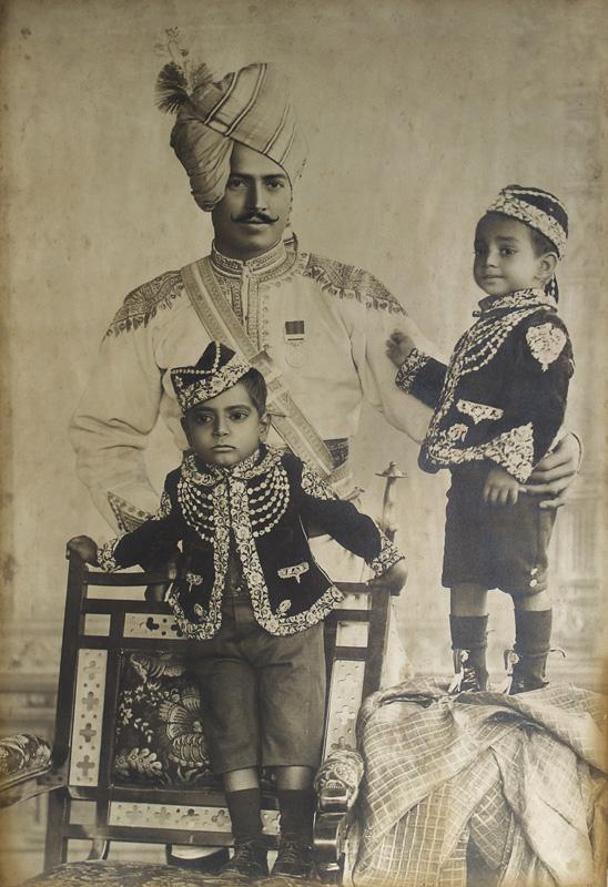Sir Pratapsingh Saheb Bahadur