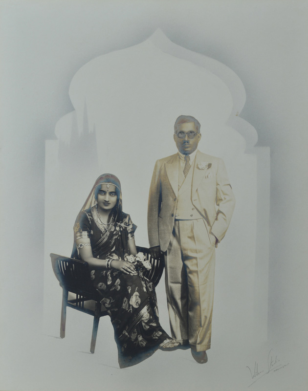 Maharaja Natwarsinhji Fatehsinhji