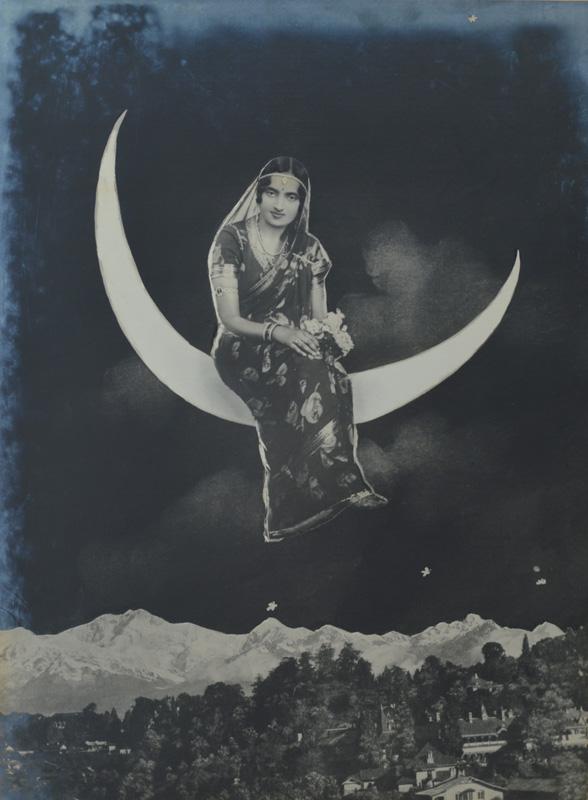 Maharani Kusum Kunwarba of Chhota Udepur