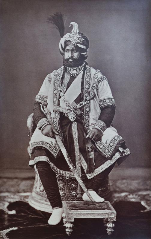 Rajarajeshwar Sir Ranbir Singh