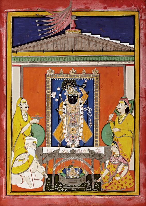 Celebration of Nand Mahotsav