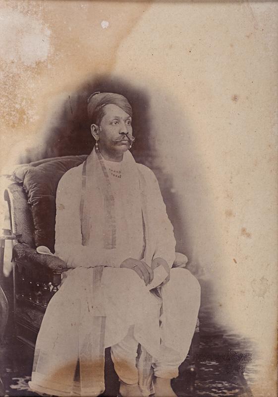 Tilkayat Govardhanlalji – Photographic Portrait