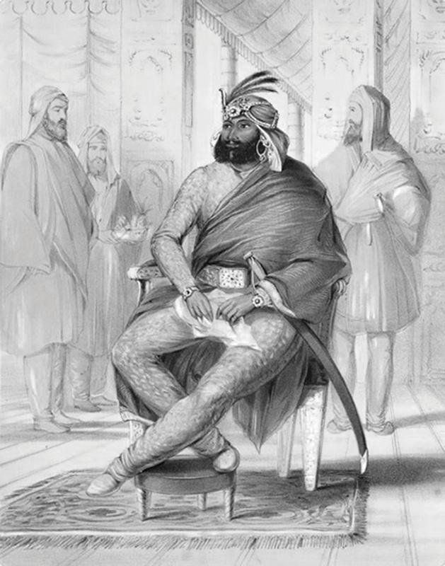 Maharaja Shere Singh