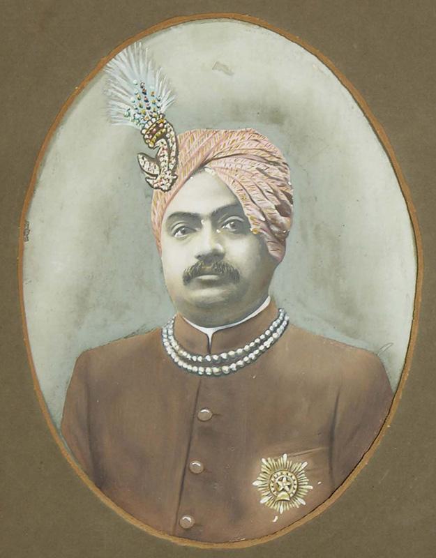 Maharaja Raol Bhavsinhji