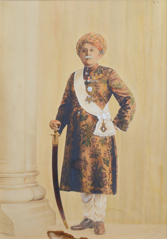 Sir Khengarji III of Kutch