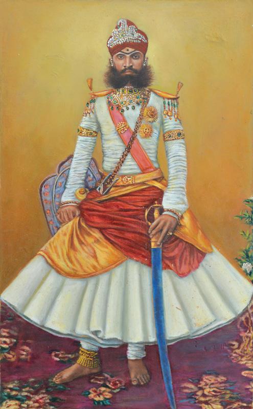 Sir Raghubir Singh Bahadur