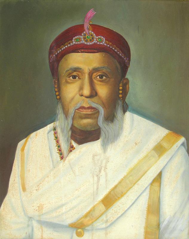 Maharao Ummedsinh Saheb Bahadur