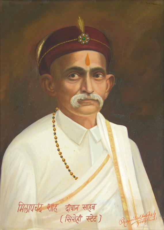 Diwan Saheb Milapchand Shah