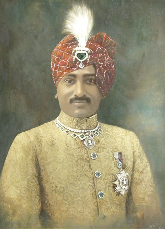 Rana Natwarsinhji Bhavsinhji