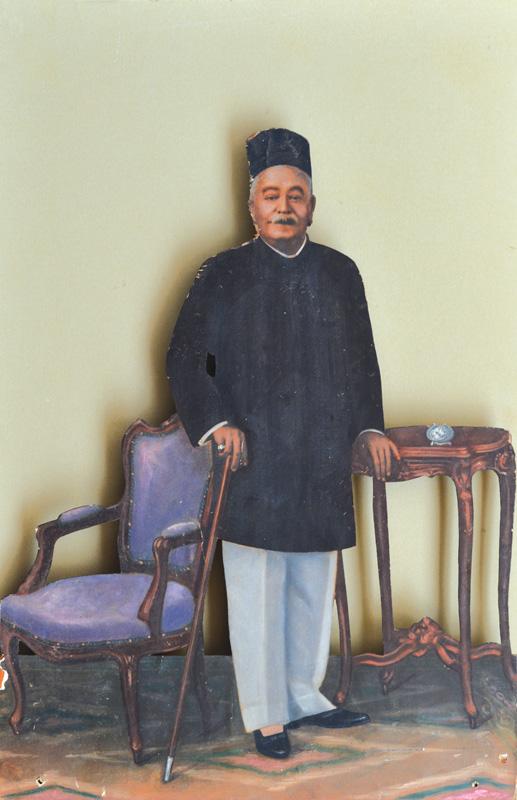 Rustomjee Byramjee Jeejeebhoy