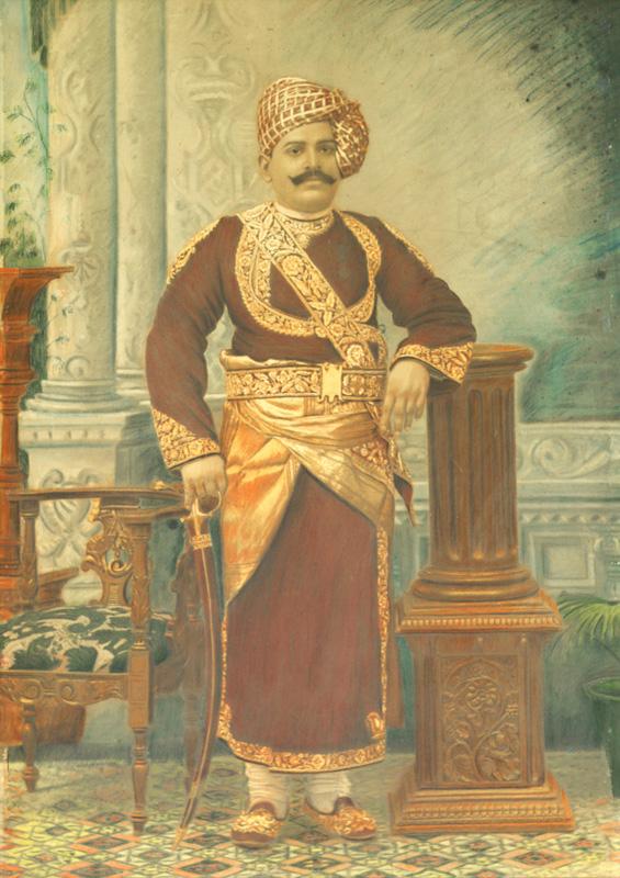 Sir Ghanshyamsihji Ajitsinhji