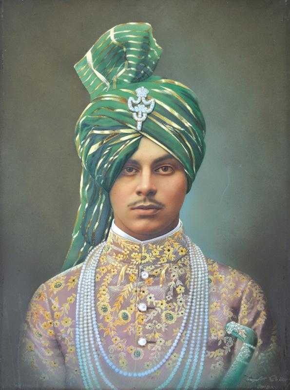 Prince Aly Salomone Khan