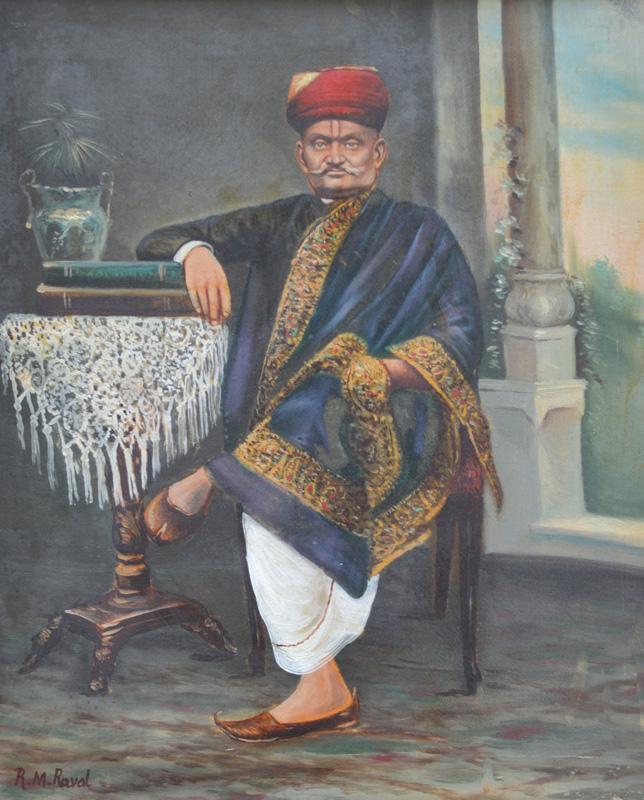 Sheth Tulsidas Vrajdas