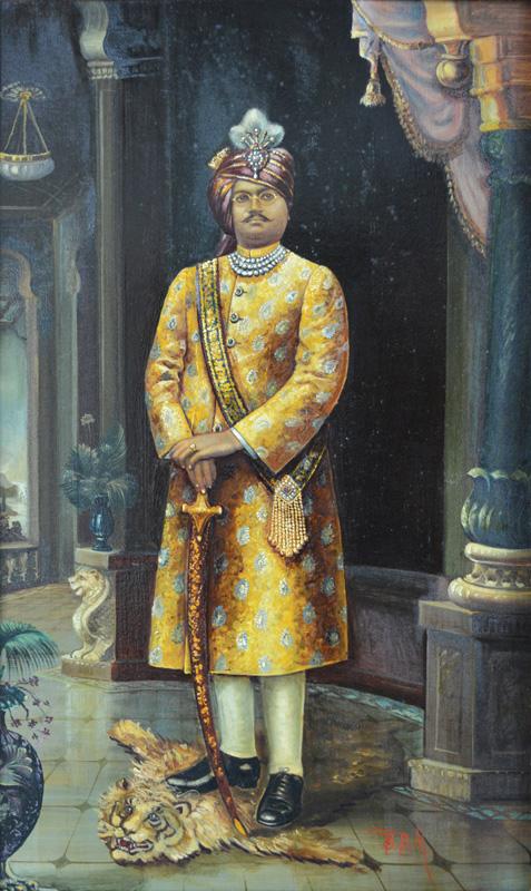 Rana Ranjitsinhji G.