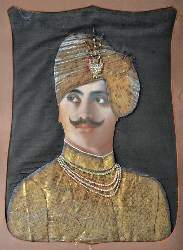 H. H. Krishna Kumarsinhji