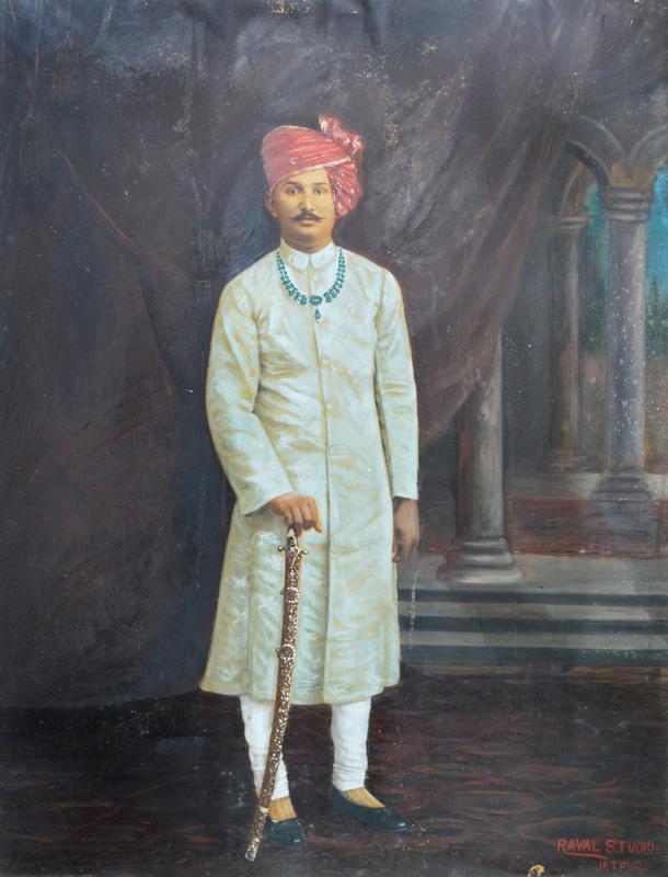 H. H. Pradyuman Sinhji