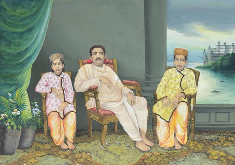 Goswami Vrajratnalalji